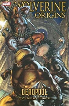 Wolverine Origins Deadpool Graphic Novel ebook product image