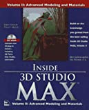 img - for Inside 3d Studio Max: Advanced Modeling and Materials (v. 2) book / textbook / text book