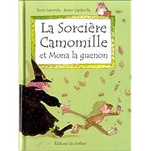 Sorcière Camomille et Mona la guenon