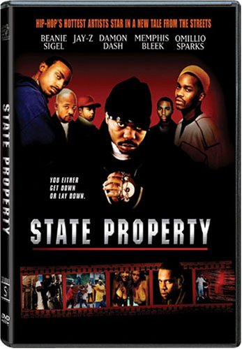 DVD : Beanie Sigel - State Property