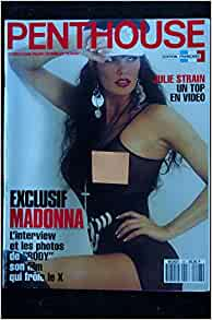 Penthouse 1993 098 Fevrier Exclusif Madonna Interview Body 6 Pages
