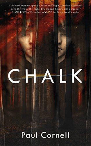Chalk Novel Paul Cornell ebook
