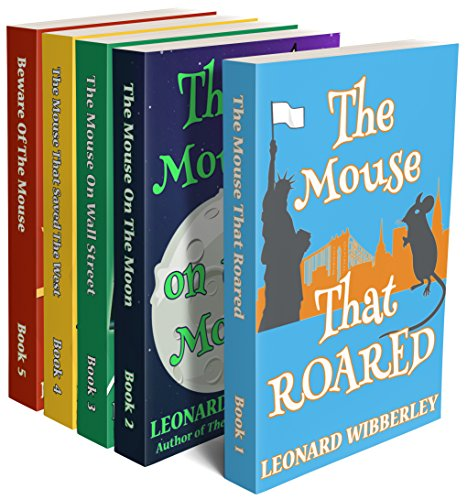 (The Mouse That Roared Boxed Set (5 Books))