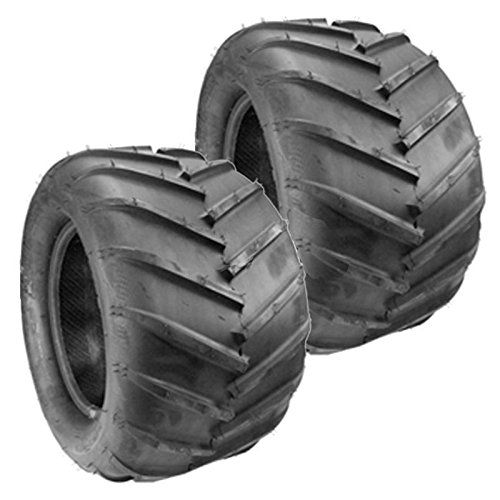 Pack of 2 (two) Carlisle AT101 Lawn & Garden Tire - 24X12-12 Riding Mower Garden Tractor, Snowblower, Tiller, ATV tires