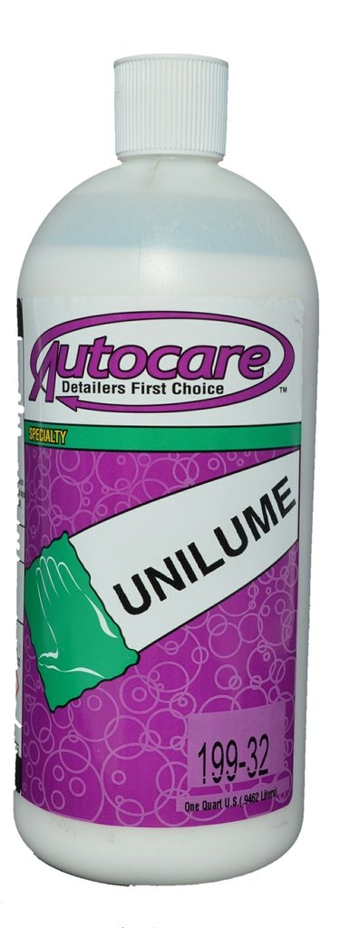 Autocare 19932 - Unilume Aluminum Polish and Cleaner Quart Southwest Autocare