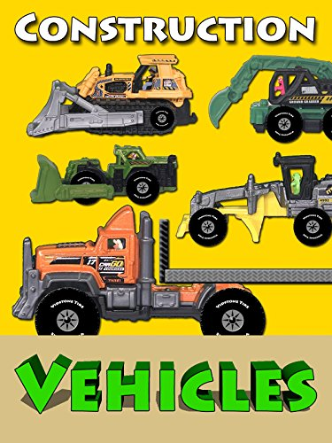 Matchbox Construction Vehicles (Site Construction Videos)