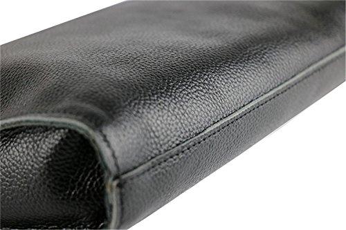 JOYIR - Bolso bandolera  Hombre negro negro 27L x 35H x 4.5D inch