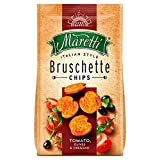 MARETTI, BRUSCHETTE, TOM/OLIVES, Pack of 9, Size 5 OZ - No Artificial Ingredients 70%+ Organic