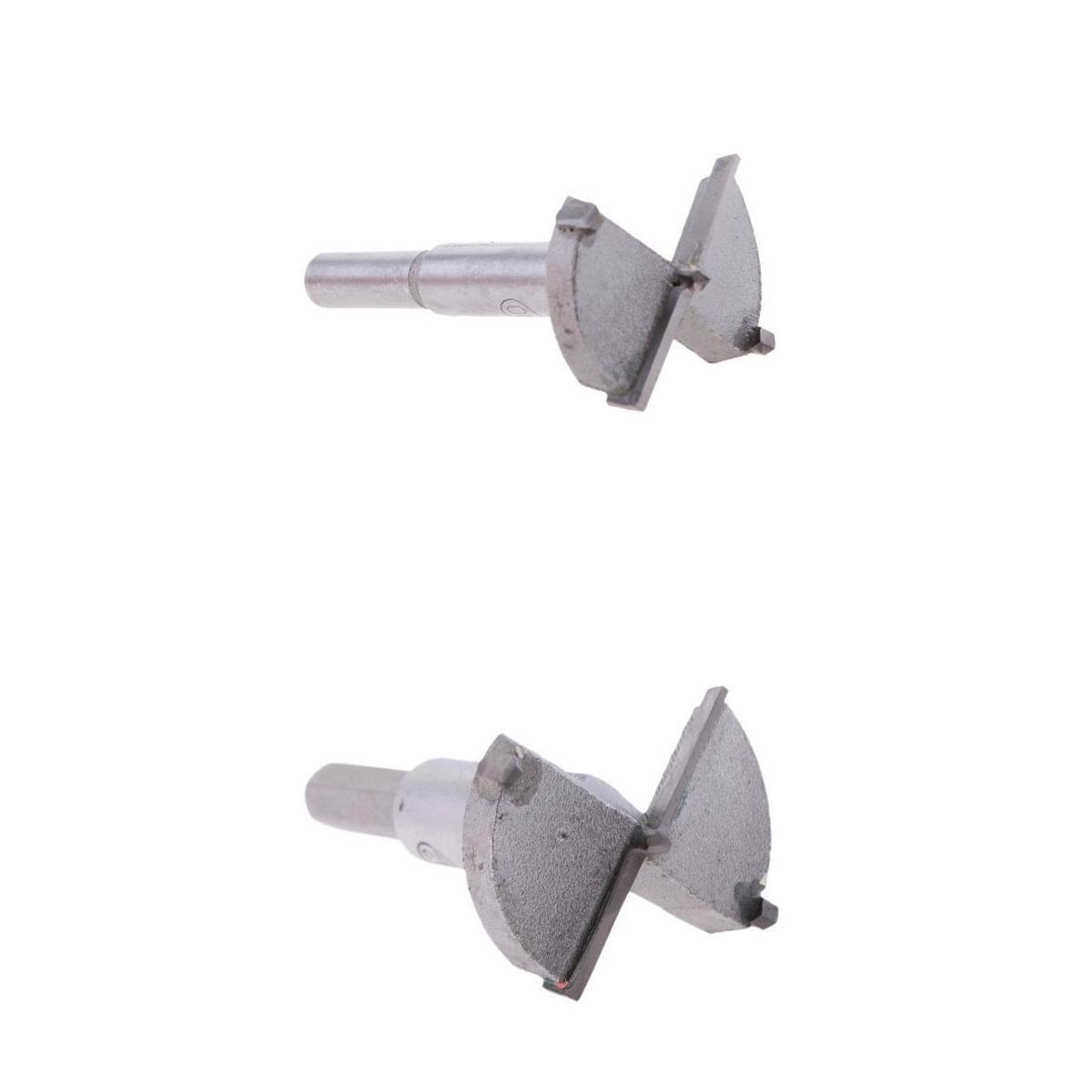 75mm 80mm Sharplace Holzbohrer Forstnerbohrer Set Gr/ö/ße zum Auswahlen