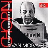 Chopin 24 Preludes/Ballade No4