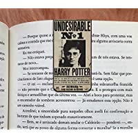 Marcador de Pagina Magnetico Undesirable n 1 Harry Potter