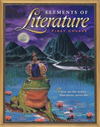 Elements of Literature: First Course, Student Edition - Course Students Book