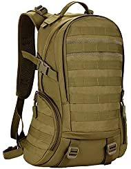 Matoger 35L Tactical Military MOLLE Backpack Waterproof Bag Assault Rucksack for Outdoors Hiking Camping Travel