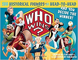 who wins 100 historical figures go head to head and you decide the