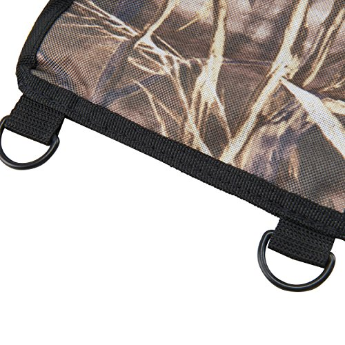 autvivid car seat back gun sling organizer for rifle hunting camo vehicles parts vehicle parts. Black Bedroom Furniture Sets. Home Design Ideas