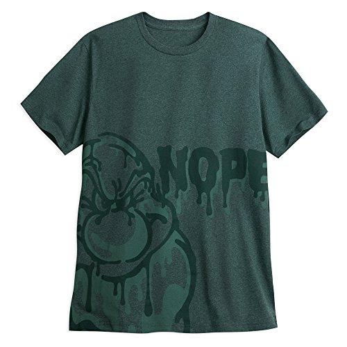 Disney Grumpy T-Shirt for Men - Snow White and The Seven Dwarfs Size Mens S (7 Dwarfs Costumes Grumpy)