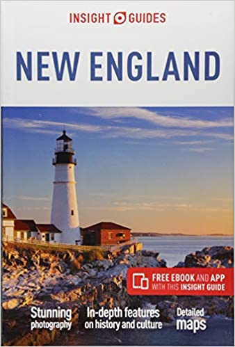 The Insight Guides New England by Insight Guides travel product recommended by Dane Kolbaba on Lifney.