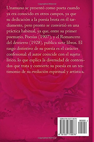 Rosario de sonetos líricos (Spanish Edition): Miguel De Unamuno: 9781537719078: Amazon.com: Books