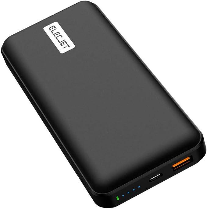 ELECJET PowerPie cargador portátil de 20000 mAh, 45 W USB-C PD 3.0 ...