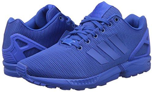 Adidas blue Baskets Adulte blue Blue Mixte Zx bold Flux Basses Bleu rrT8A