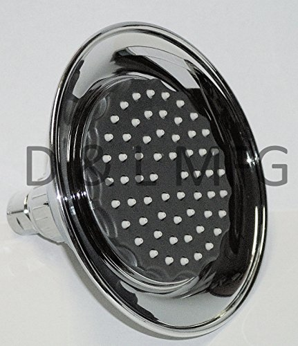 Claw Foot Add A Shower with 60'' D Rod and Faucet with Ceramic Cartridges and Shower Head by D&L (Image #7)