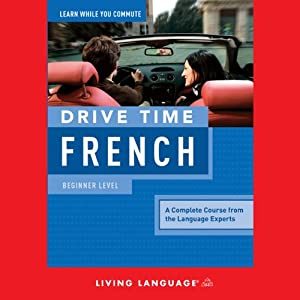 Drive Time French Audiobook