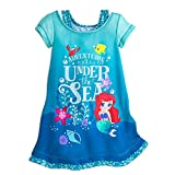 Product review for Disney Ariel Nightshirt for Girls Blue