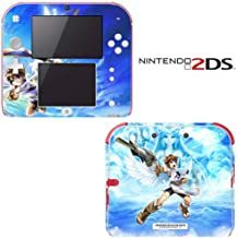 Kid Icarus: Uprising Decorative Video Game Decal Cover Skin Protector for Nintendo 2Ds
