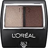 L'Oreal Paris Studio Secrets Professional Eye Shadow Duos, 0.08 Ounce