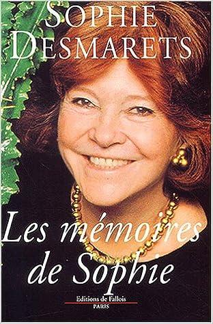 Livre Les mémoires de Sophie pdf, epub ebook