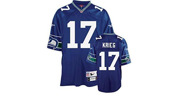 new style aedbc 5c7cf dave krieg seattle seahawks jersey