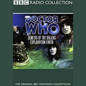 Doctor Who: Genesis of the Daleks & Exploration Earth Radio/TV Program