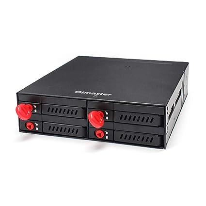 Hillrong MR-6401 - Carcasa para Disco Duro SATA SSD de 2,5 ...