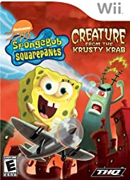 SpongeBob SquarePants: The Creature from the Krusty Krab for Nintendo Wii (Renewed)