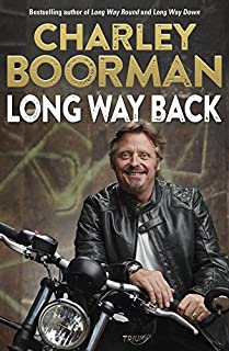 Book Cover: Long Way Back