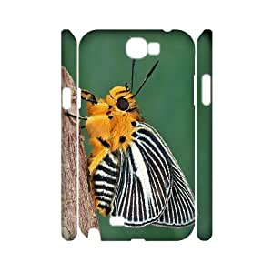 I-Cu-Le Dragonfly Customized Hard 3D Case For Samsung Galaxy Note 2 N7100