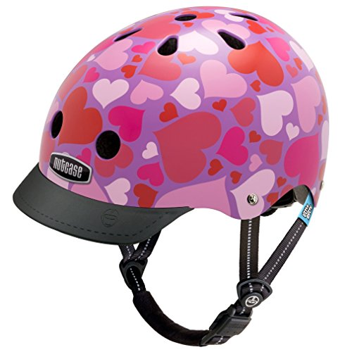 Nutcase - Little Nutty Street Bike Helmet, Fits Your Head, S