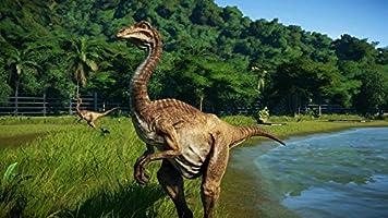 Amazon com: Jurassic World Evolution - Xbox One Edition: Ui