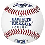 Babe Ruth League Raised Seam Youth Baseballs For Tournament Play from Rawlings - (One Dozen)