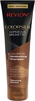 Revlon Colorsilk Gorgeous Brunette Colorstay Moisturizing Shampoo