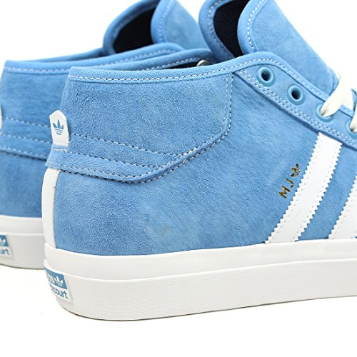 Adidas Matchcourt Mid Light Blue/Neo White/Gold Metal Light Blue/Neo White/Gold Metal