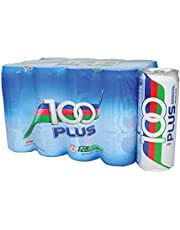 100 Plus Isotonic Drink Original Flavour Can, 325ml (Pack of 12)