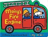 Maisys Fire Engine: A Maisy Shaped Board Book
