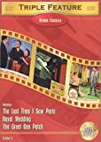 Drama Classics Triple Feature, Vol. 5 (The Last Time I Saw Paris / Royal Wedding / The Great Dan Patch) by Fred Astaire