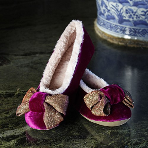 Femme Ruby Ed And Chaussons Pour Rose qUIBSU8w