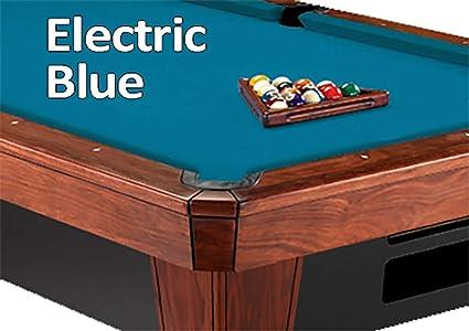 Amazoncom Oversized Simonis Electric Blue Billiard Pool - Electric blue pool table