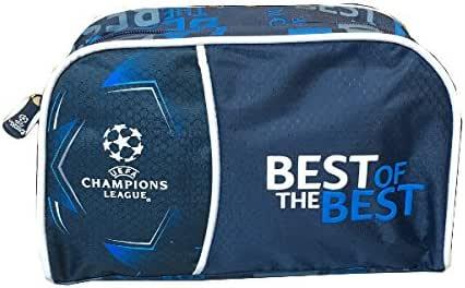 Champions Neceser azul: Amazon.es: Juguetes y juegos