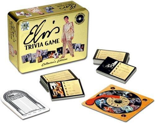 Elvis Trivia (Trivia Roll)