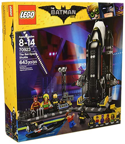 LEGO BATMAN MOVIE DC The Bat-Space Shuttle 70923 Building Kit (643 Piece)]()