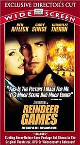 Reindeer Games (Widescreen Edition) [VHS]